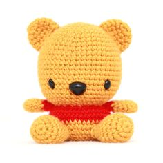 Fat Face Bear Osito Amigurumi