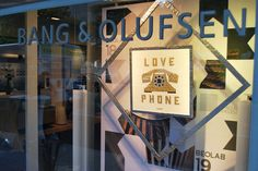 "Maxtin ""LOVE PHONE"" @ Bang & Olufsen Show-Room"