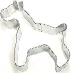 Schnauzer Dog cookie cutter, I need one of these!!