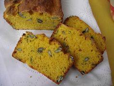 Chleb z dynia (Kürbisbrot)