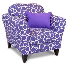 Arezzo Purple Sleeper Sofa . $295.00. Sleeper Sofa: 58W X 31D X 29H,  Mattress: 58L X 77W X 5H. Find Affordable Seating For Your Home That Wilu2026
