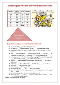 Personalpronomen (Konjugation)