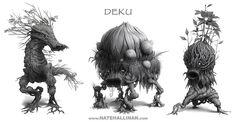 If Enemies From Zelda Were Real - Deku