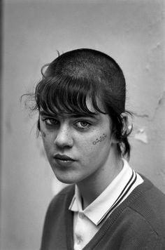 les inrocKs Style // 1978 – 1987 : l'underground anglais vu par Derek Ridgers – #inRocKsStyle