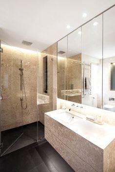 Remodelado por Nick Leith-Smith Architecture + Design, este departamento elegante y apacible se ubica en el barrio más chic de Londres.