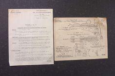 André Citroën.Note Technique concessionnaires n°350 1938 / Réf 05   Collections, Objets publicitaires, Publicités papier   eBay!