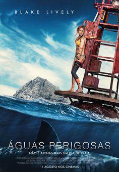 Um thriller intenso em torno de uma surfista que luta pela sobrevivência após sofrer um ataque de um tubarão branco e ficar isolada num rochedo.