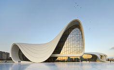 Zaha Hadid en 10 projets phare