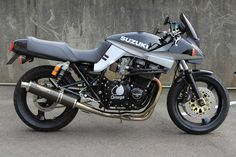 First build - 83 GS750E - Custom Fighters - Custom Streetfighter Motorcycle Forum