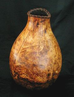 JRA Gourd Art - Fine Crafted Gourds by Jenn Avery