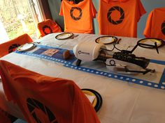 Portal party table