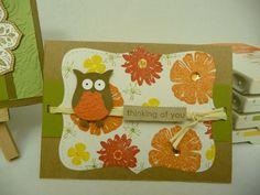 SU Owl Punch Card