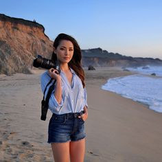 . Hapa Time, Jessica Ricks, Look Jean, Third Way, Casual Outfits, Nyc, Photoshoot, Womens Fashion, Model