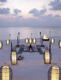 The Amazing Beach Island, Maldives. | Wonderful Places