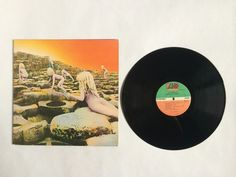 Led Zeppelin - House of the Holy_Vinyl Record LP (SD 19130)