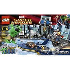 LEGO 6868 Super Heroes Avengers Hulk s Helicarrier Breakout Lego Marvel's Avengers, Lego Marvel Super Heroes, Phil Coulson, Hulk Character, Lego Hulk, Cool Lego, Special Characters, Hawkeye, Lego Sets
