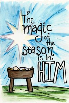 CHRISTMAS JOY: Week Two - The Magic of the SeaSON — Bible Stories from the Heart