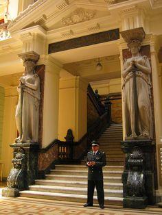 Tribunales Santiago Chile