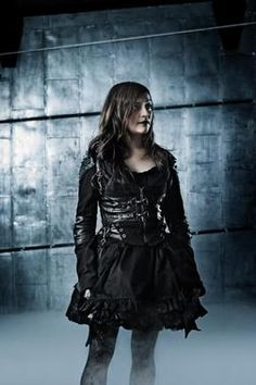 lacey sturm from the heavy prey music video. LOVE THIS SONG!! :D
