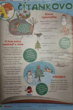 Winter Activities For Kids, Winter Time, Alphabet, Preschool, Bullet Journal, Creative, Books, Libros, Alpha Bet