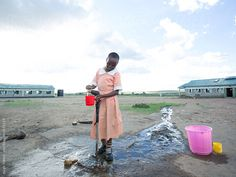 Stock photo of Kenyan school children. by hughsitton Water Issues, School Children, Kenya, Africa, The Unit, Stock Photos, Afro, School Kids