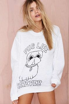Thug life is cool and all, but pug life is where it's at.