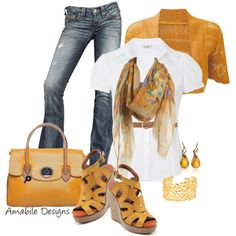 """Floral spring"" by amabiledesigns on Polyvore"