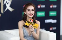 """Angelababy Slowly Getting Used to Motherhood: """"I'm Much Happier"""""""