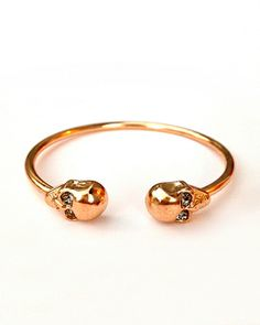The Skull Bangle by JewelMint.com, $29.99