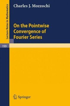 On the Pointwise Convergence of Fourier Series