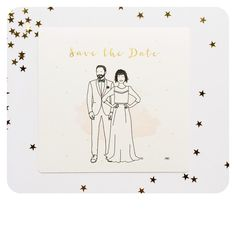 ⭐️ Save the date ⭐️ #fairepartmariage #weddinginvitation #savethedate #illustration #lpmdc #weddingplanner faire-part de mariage  save the date