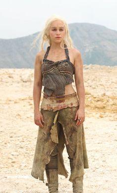 """Emilia Clarke: """"Tengo un sentimiento maternal hacia los dragones"""""""