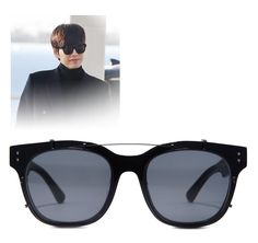 3f9c4fb157 Details about insomnia 2 01 Clip-on GENTLE MONSTER SUNGLASSES eyewear  k-fashionista AIRPORT