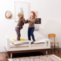 having a hard time finding the perfect modern nursery furniture? Nurseryworks and Oeuf have got to be the top bra. Modern Nursery Furniture, Toddler Furniture, Nursery Modern, Kids Bedroom Furniture, Cool Kids Rooms, Kid Beds, Toddler Bed, Nursery Ideas, Room Ideas