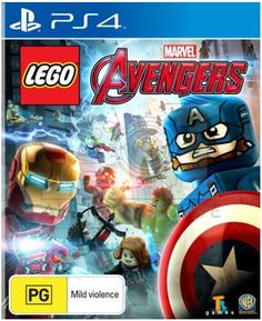LEGO The Avengers (PS4)