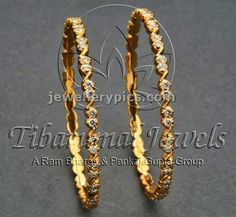 Fashion Arabic Style Illustration Description Diamond bangle designs at tibarumal jewellers. pretty models made with 22 carta gold sleek and slender designs To buy mail to … – Read More – Gold Bangles Design, Gold Earrings Designs, Gold Jewellery Design, Gold Jewelry, Jewlery, Gold Designs, Resin Jewellery, Leather Jewelry, Fine Jewelry
