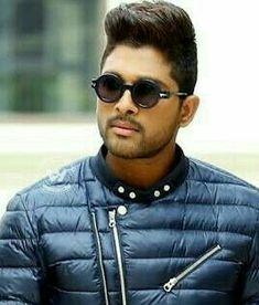 Allu Arjun New Hair Styles Photosallu Arjun New Stills Allu Arjun