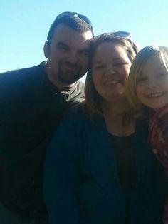 Ryan & joy & daughter