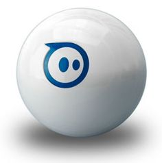 Sphero iOS and Android App Controlled Robotic Ball - Retail Packaging - White  List Price: $129.99  Price: $80.84 & FREE Shipping. Details   Deal Price:    You Save: $49.15 (38%)