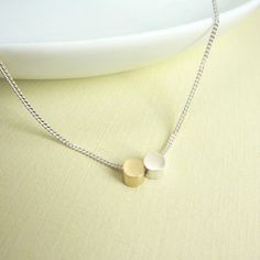 Two Together Necklace
