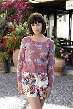 Rowan Knitting  №53 2013  春夏 - 沫羽 - 沫羽编织后花园