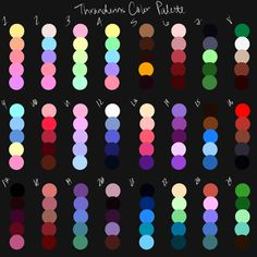 color palette | Tumblr