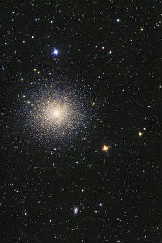The Great Globular Cluster In Hercules