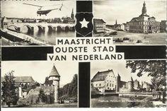De oudste stad van Nederland