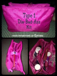 I designed this for my teenage T1D daughter they day we could purchase the New Swap-it Pocket. No more plain black bags when you can carry your supplies Thirty-one style.  Swap-It-Pocket for diabetic supplies! #thirtyone #swapitpocket #diabetic #coolmommaforaday  www.mythirtyone.ca/Karenna