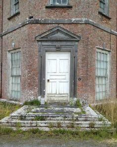 love the old door