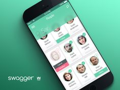Swagger App - People Screen