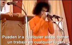 CONEXIÓN DIRECTA ENTRE USTEDES Y YO_Sathya Sai Baba.