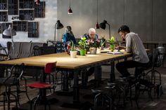 Foxford Cafe, Obchodna Street, Bratislava, Slovakia
