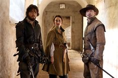 The Musketeers' Series 2 – 2015 BBC Cast List | Telly Chat